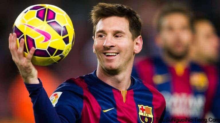 Tiểu Sử Messi