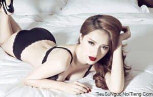 Tieu Su Hoa Hau Huong Giang 2238 9