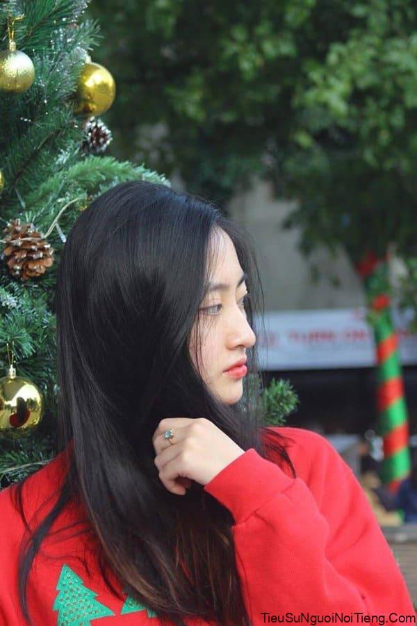 Tiểu sử hoa hậu Lương Thùy Linh