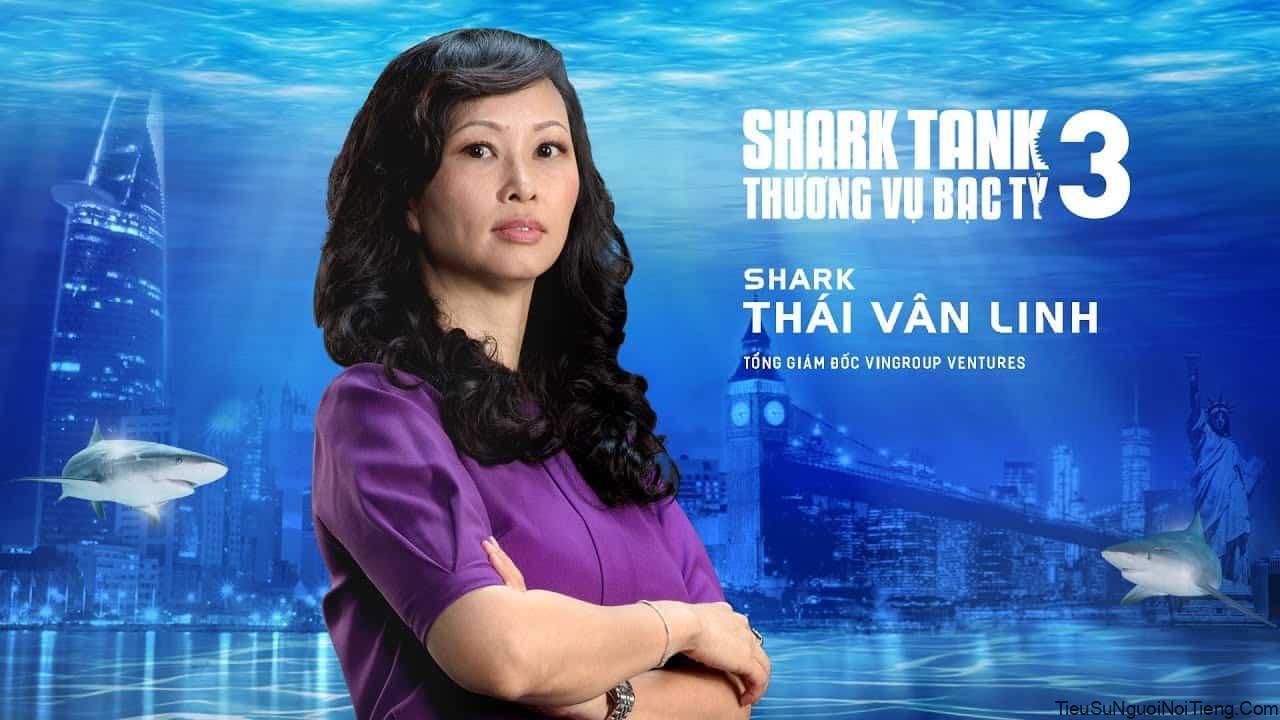 Tiểu sử shark Linh