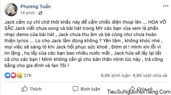 Tiểu sử Jack